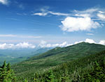 View from Whiteface Mountain, High Peaks Area, Adirondack Park