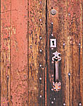 Old Mill Door (detail)