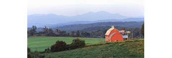 Red Barn and Jay Peak