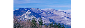 Porter and Cascade Mountains, Adirondack High Peaks Area