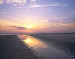 Sunset at Tower Beach