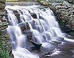 Waterfall at Brown's Pond Dam