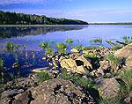 Calm at Churchill Lake