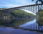 French King Bridge and Connecticut River