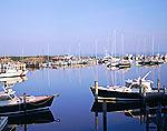 Menemsha Harbor in Early Morning Light