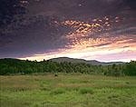 Dramatic Sky over Mt. Everett Wildlife Sanctuary