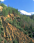 Rugged Mountain Side
