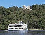 Gillette Castle and Tour Boat