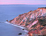 Gay Head Cliffs in Evening Light, Martha's Vineyard