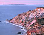 Gay Head Cliffs in Evening Light, Martha's Vineyard