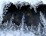 Ice Formations, Gulf Brook, Athol, MA