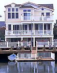 Home, Dory and Wharf