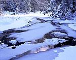 Stanley Brook in Winter