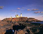 """On the Rocks"", Nubble Light, Cape Neddick"