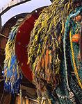 Fishing Nets Aboard the Rita Sophia
