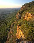 Basalt Cliffs, Mt. Tom State Reservation, Holyoke Range