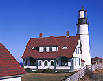 Portland Head Light, Fort Williams Park