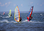 Windsurfers, Cape Hatteras National Seashore