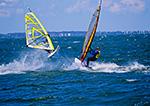 Windsurfers, Cape Hatteras National Seashore