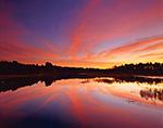 Sudbury River Sunset, Great Meadows National Wildlife Refuge