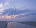 Burkes Beach at Dawn