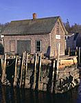 Old Wharf House, Carvers Harbor