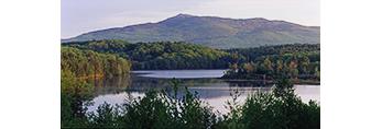 Mt. Monadnock and Mountain Reservoir