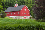 Red Barn at Terrace Hill Farm, Peterborough, NH