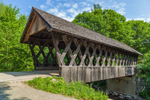 Keniston Covered Bridge, Andover, NH