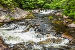 Ledge Falls on Nesowadnehunk Stream, Baxter State Park, ME