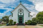 """Our Lady Star of the Sea"" Church, The Good Shepherd Parish, Martha's Vineyard, Oak Bluffs, MA"