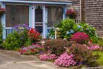 Flower Gardens at Gingerbread House