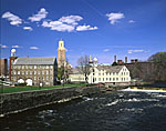 Wilkinson's Mill and Slater's Mill, Blackstone River