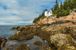 Bass Harbor Head Lighthouse, Acadia National Park, Bass Harbor, Tremont, ME