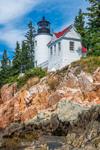 Bass Harbor Head Lighthouse, Acadia National Park, Bass Harbor, Tremont, ME