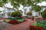 Griswold Inn, Store, and Gardens in Griswold Square, Essex, CT