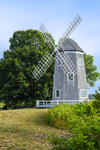 Windmill on the Connecticut River, Essex, CT