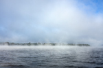 Early Morning Fog on the Connecticut River, Lyme, CT