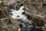 Coos Canyon Falls on Swift River, Rangeley Lakes Region, Byron, ME