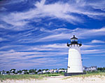 Edgartown Lighthouse and Spectacular Clouds