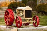 Antique Fordson Tractor, Pomfret, CT