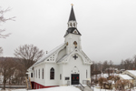 St. Mark's Roman Catholic Church in Winter, Conway, MA