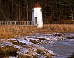 Kennebec River Front Range Light (Doubling Point Range Lights)