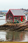 Lobster Shack at Mackerel Cove, Bailey Island, Harpswell, ME
