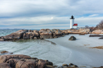 Annisquam Harbor Lighthouse, Wigwam Point, Cape Ann, Gloucester, MA