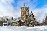 Stone Church, St. Patrick Parish, Jaffrey, NH