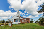 Stacy Free Will Baptist Church, Carteret County, Stacy, NC