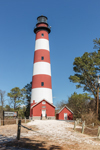 Assateague Lighthouse, Chincoteague National Wildlife Refuge, Assateague Island National Seashore, Assateague Island, VA