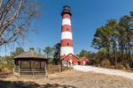 Assateague Lighthouse, Chincoteague National Wildlife Refuge, Assateague Island National Seashore, Assateague Island, VA