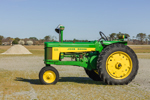 Antique John Deere Tractor, Model 530, Morris Farm, Barco, NC